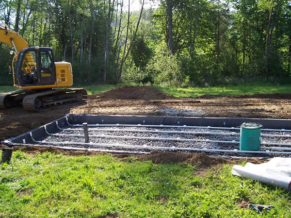 Septic System Types - Ever Green Septic Design